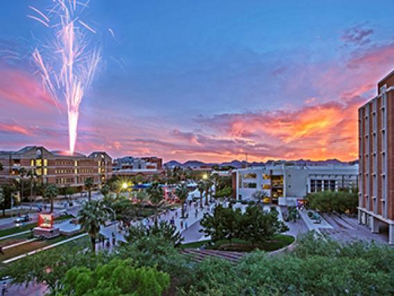 U of A Tucson, AZ